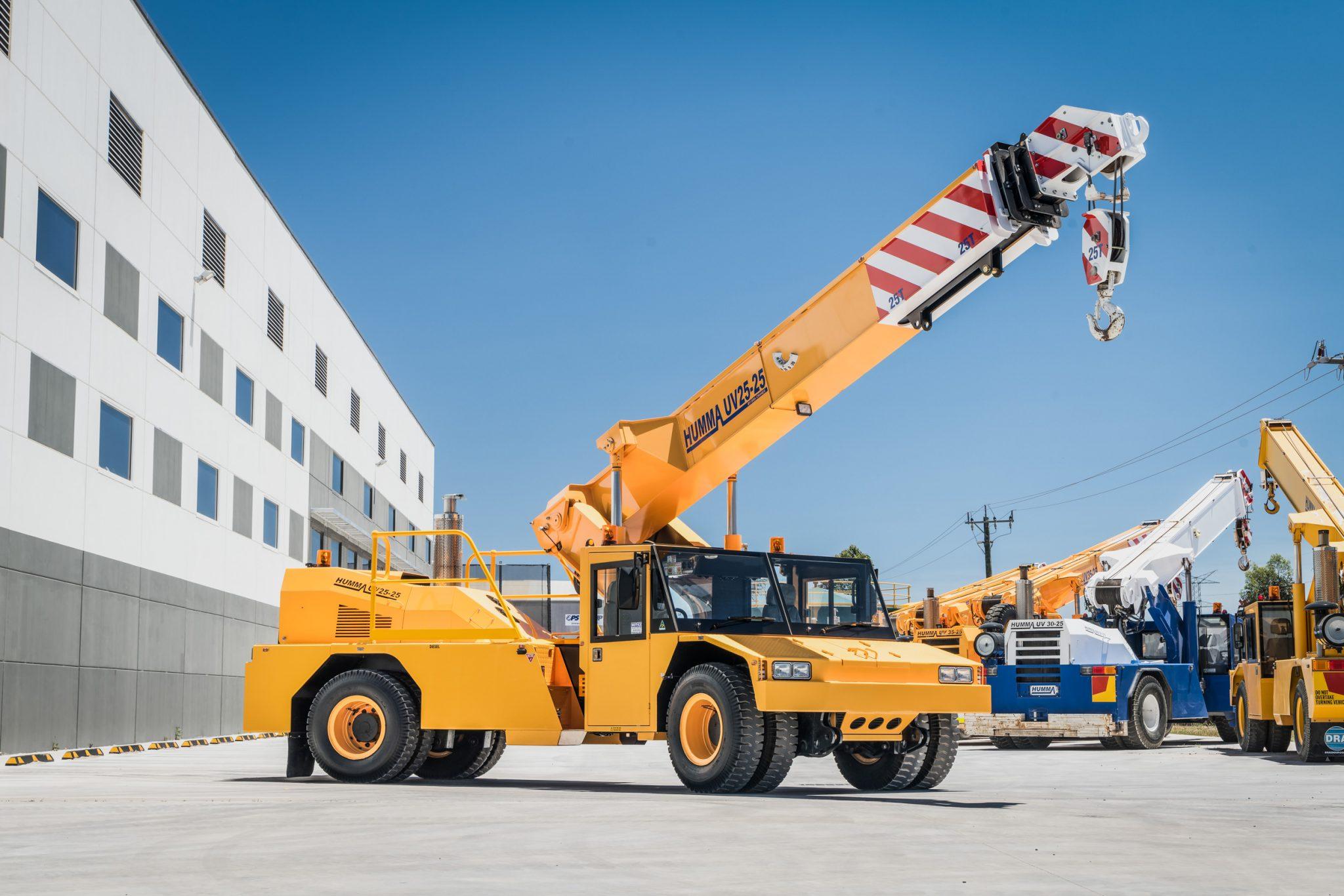 crane for sale in australia